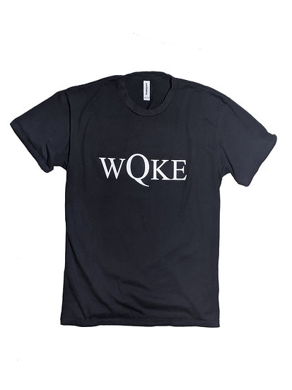 WQKE - Unisex Short Sleeve Heavyweight Tee