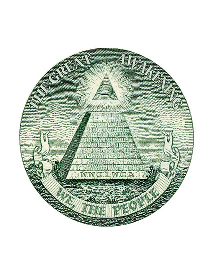 The Great Awakening Seal of the People