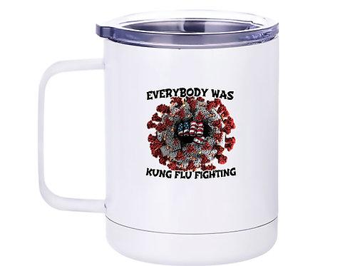 Kung Flu Fighting - 10oz Coffee Mug/20oz Tumbler