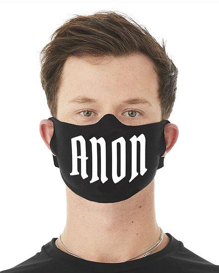 ANON Face Mask USA Made