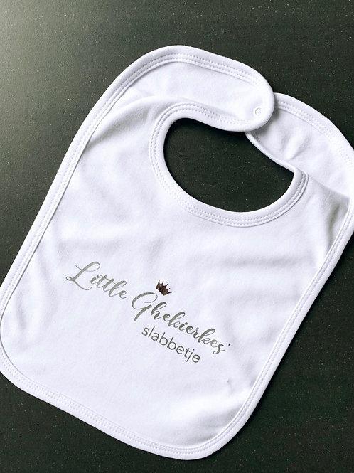 Slabbetje 'Little [Name]'