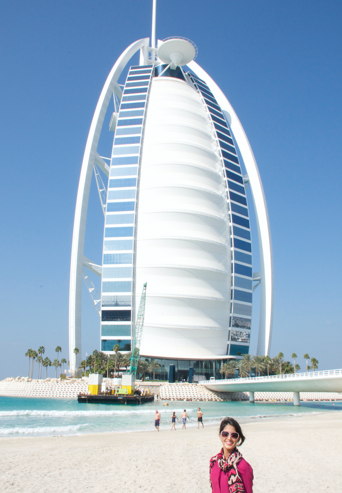 7 Star Luxury at the Burj Al Arab Dubai!