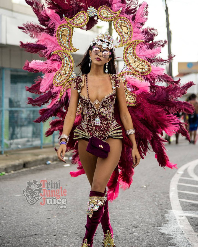 Carnival Couture!