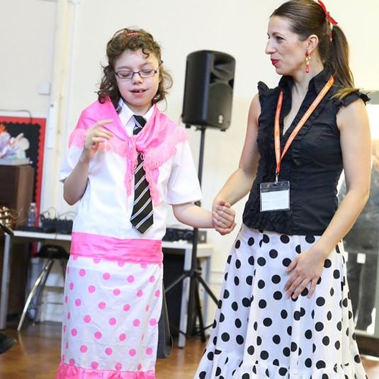 Flamenco & Spanish Workshop