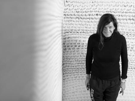 Transcription, Sight + Language: Fiona Banner