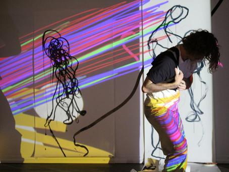 Transient, Gesture + Digital: Kellie O'Dempsey