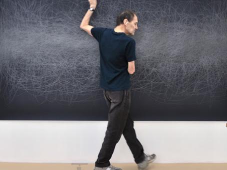 Automatic, Internal + Blind: William Anastasi