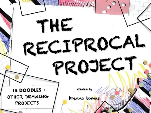 TRP: 15 Prompts for Doodling with Perspective