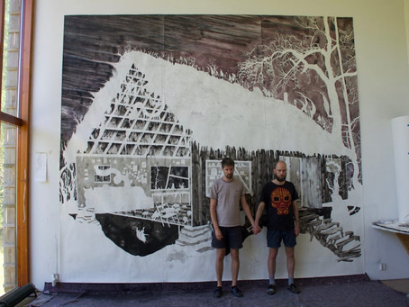 Collaboration, Space + Time: Matt Shane & Jim Holyoak