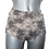 Thumbnail: Gray Flowers Pattern Shorts for Pole Dance and Yoga Training