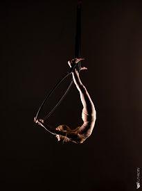Emily Cage - Aerial Hoop