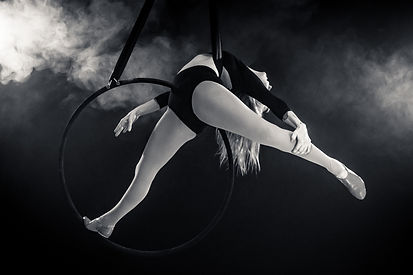 Emily Cage - Luft Ring - Aerial Hoop