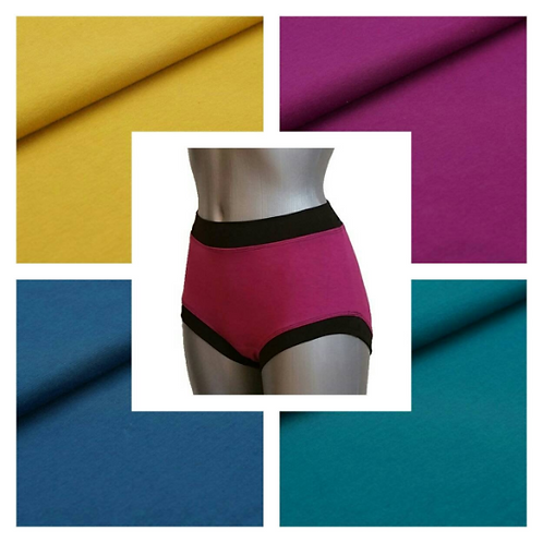 Colorblock Shorts for Pole Dance and Yoga Training