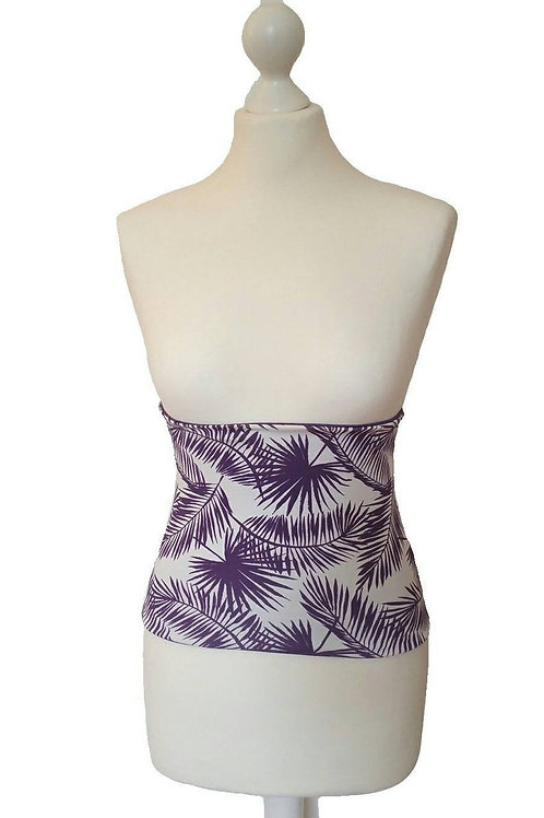 Back Warmer - Double Sided - Purple