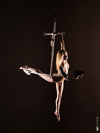 Emily Cage - Aerial Anchor