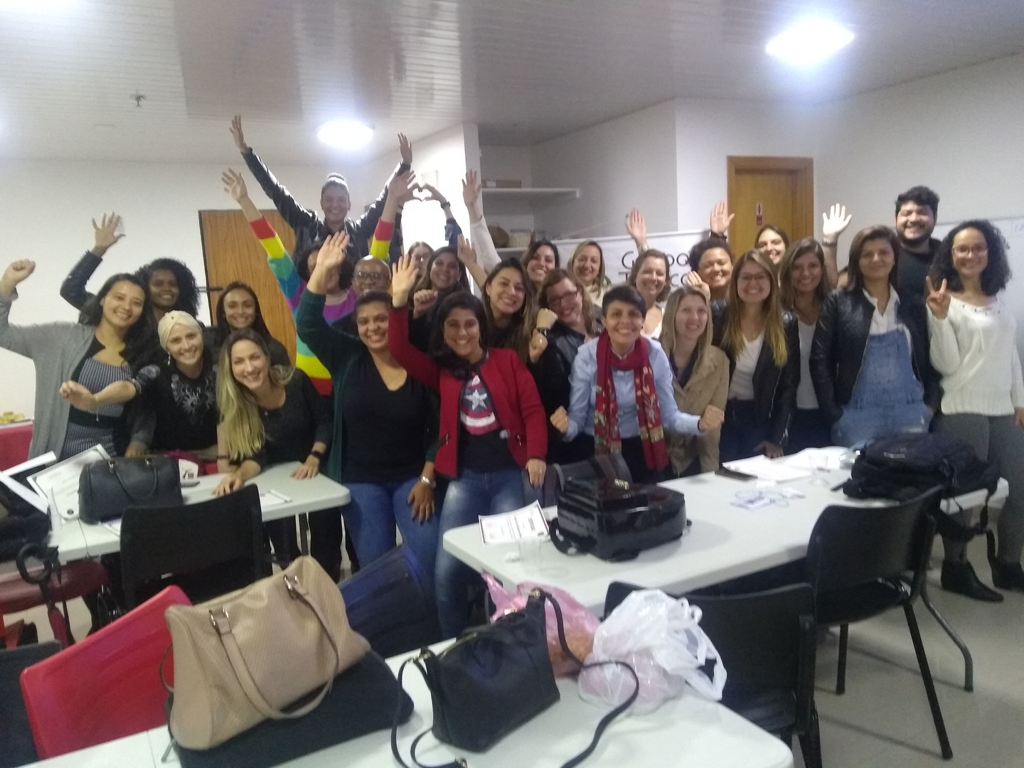 Turma People Analytics Grupo Trhoca