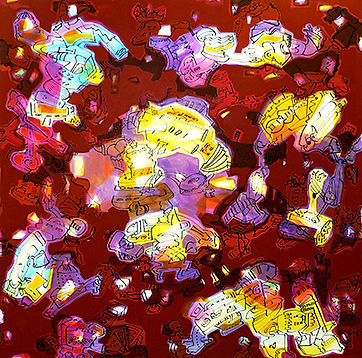 C'est la vie. 48x48-3  2007.jpg
