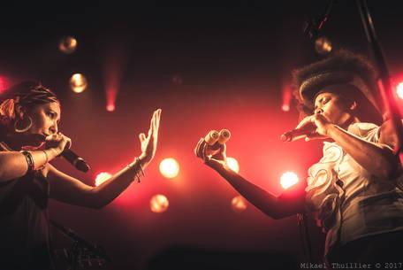 Christine Salem & Karimouche