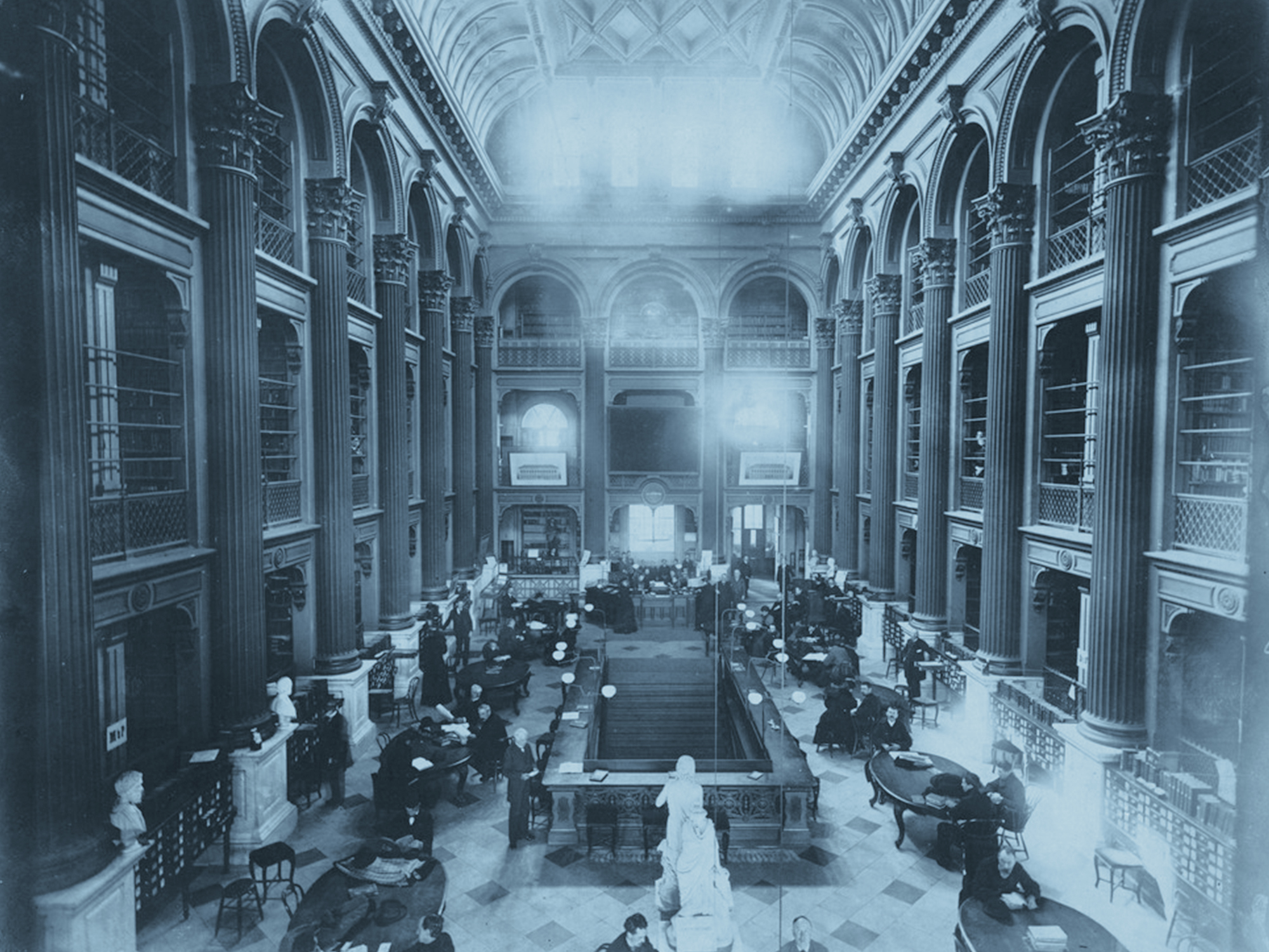The Boston Library