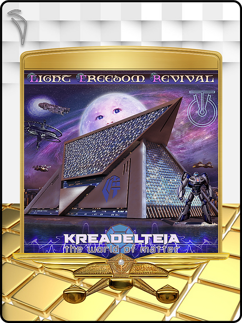 KREADELTEIA: The World of Matter