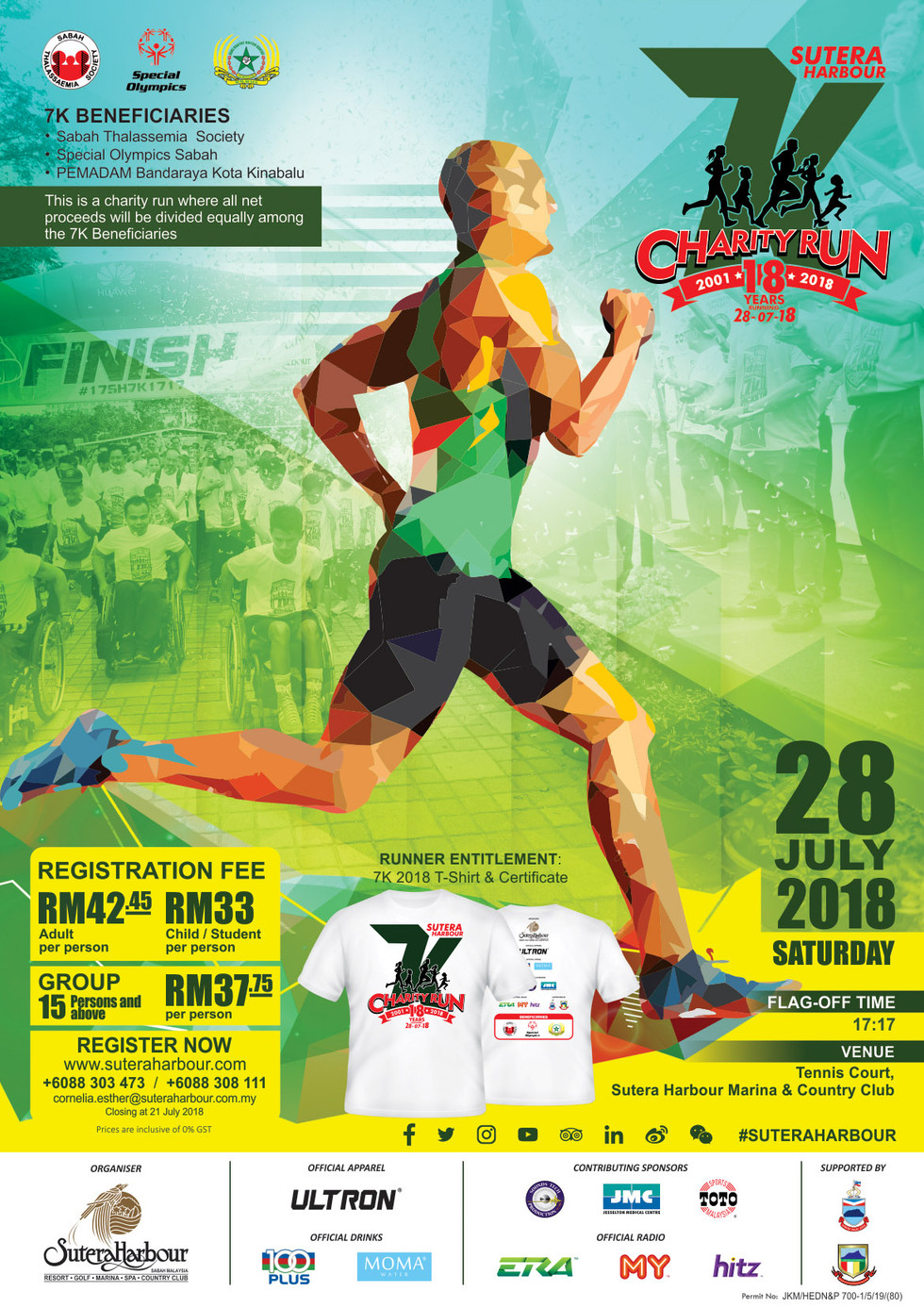 Running for a Cause; 7K
