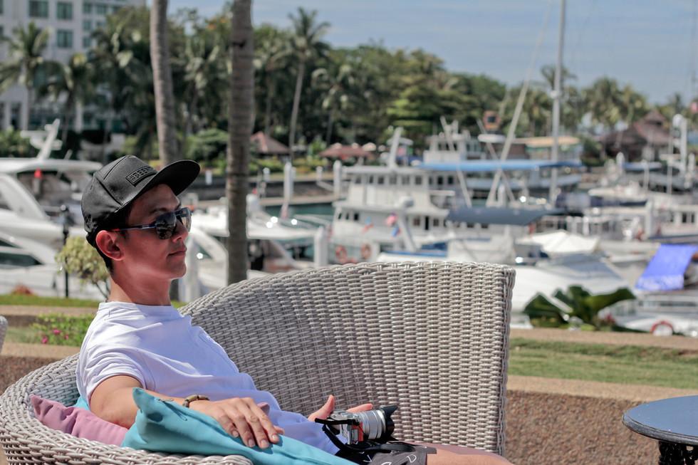Travel Blogger Mr Jordy Chow