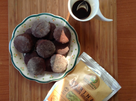 Canapotti Vegani al Cacao