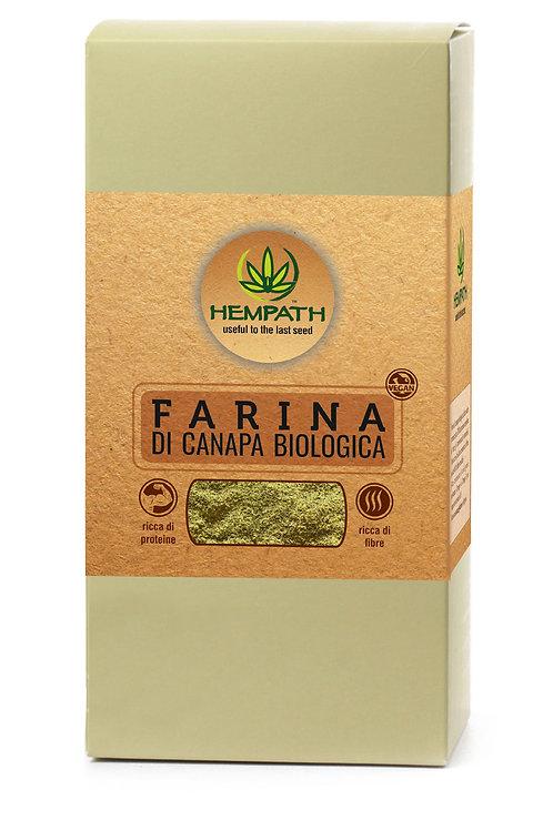Farina di Canapa Bio 500g (Organic Hemp Flour)