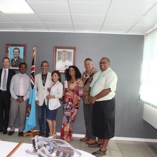 With the Fiji infrastructure team