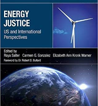Energy Justice Book On Sale Nov. 30!