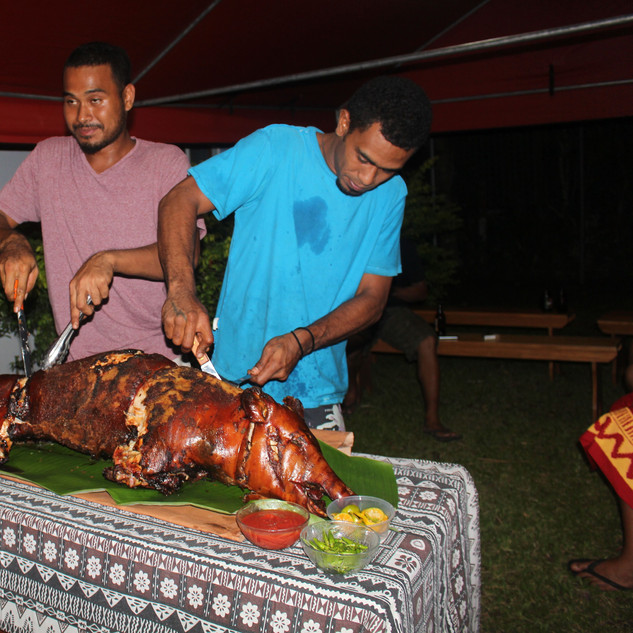 Welcome Feast!