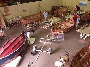 Bouwproject Bouweenboot