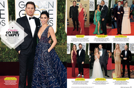 2016 Red Carpet Couples