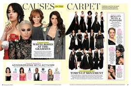 Causes on the Carpet