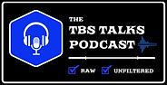The TBS Talks Podcast LOGO 2.2 LONG 1.1