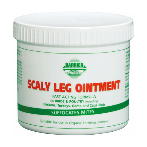 Barrier Scaly Leg Ointment