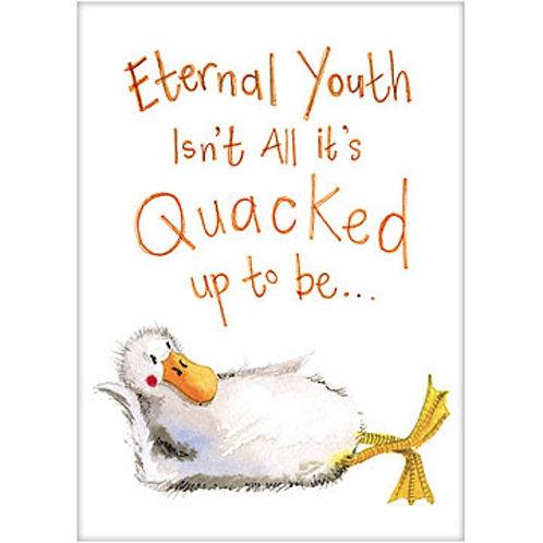 Eternal Youth Card