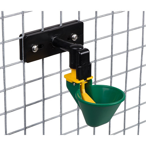 Large Cup with for wall or wire fixing