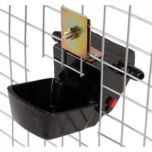 AUTO DRINKER FOR POULTRY/DUCKS WITH  TROUGH