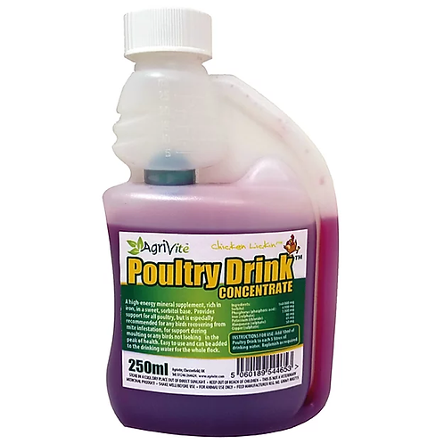 Agrivite Poultry Drink - 250 Ml