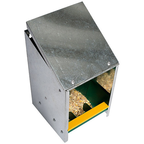 2.5kg Galvanised Feeder Can be Suspended