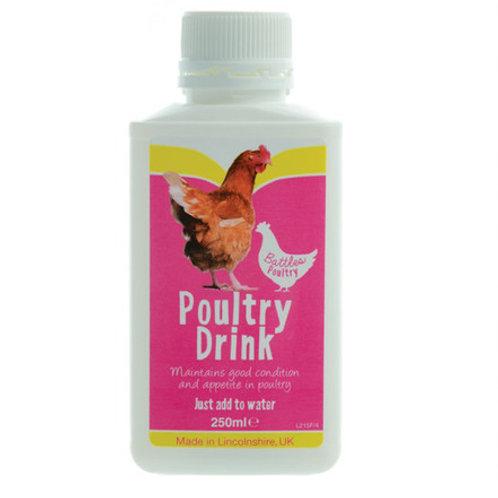 Battles Poultry Drink