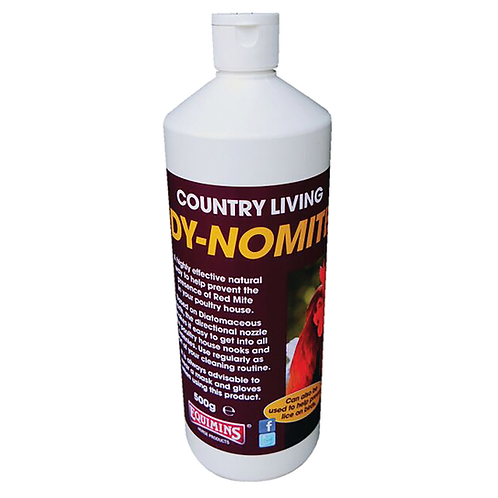 EQUIMINS COUNTRY LIVING DY-NOMITE