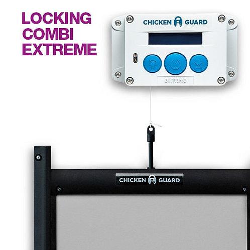 Extreme Automatic Chicken Coop Door Opener & Door Kit