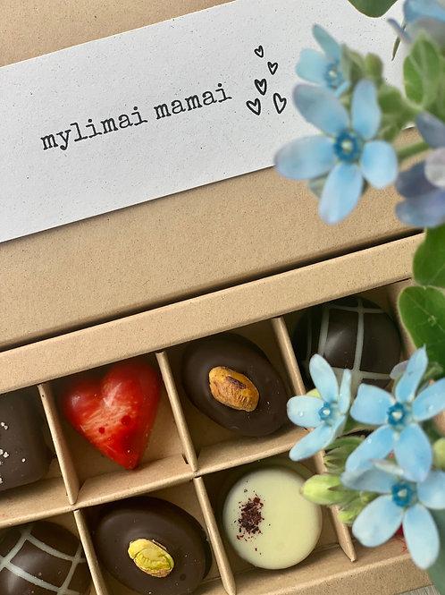 MYLIMAI MAMAI saldainių rinkinys, 10 vnt.