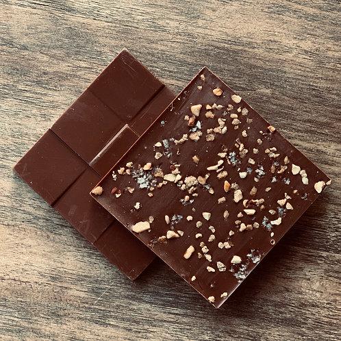 Pieniškojo šokolado plytelė, 2 vnt.