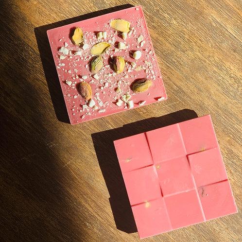 Ruby šokolado plytelė, 2 vnt.