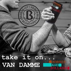 Van Damme Belgian Strong Ale