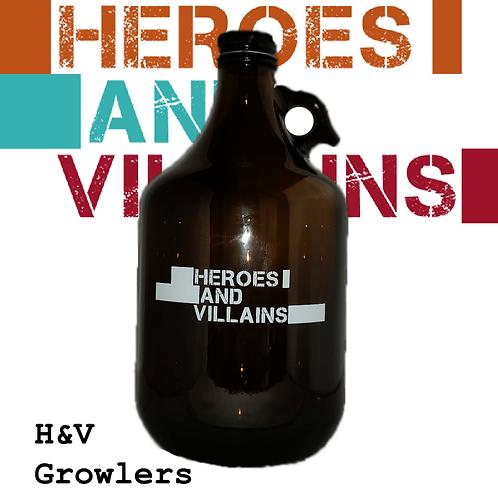 H&V Growlers