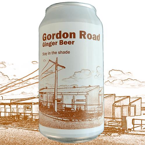Gordon Road Ginger Beer